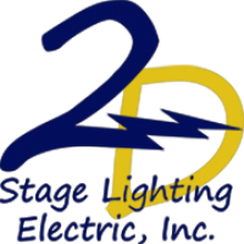 2-D Stage Lighting Electric